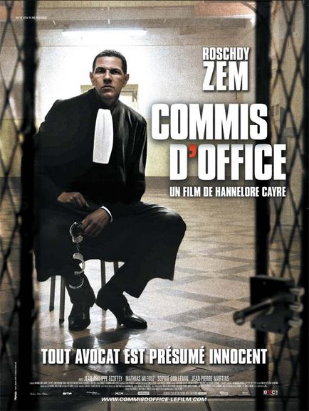 Affiche Commis d'Office