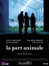Affiche La part animale