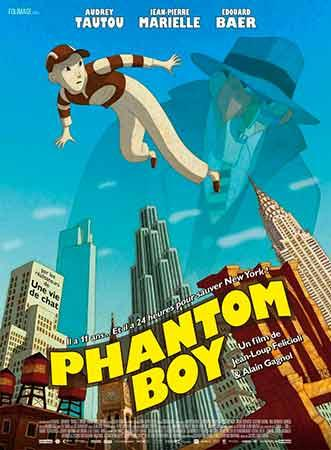 Affiche  web Phantom boy