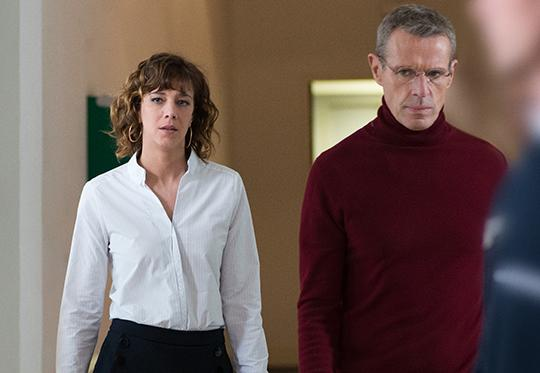 Céline Sallette - Lambert Wilson - Corporate