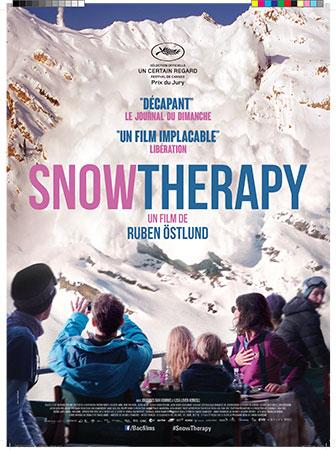 Snow therapy affiche