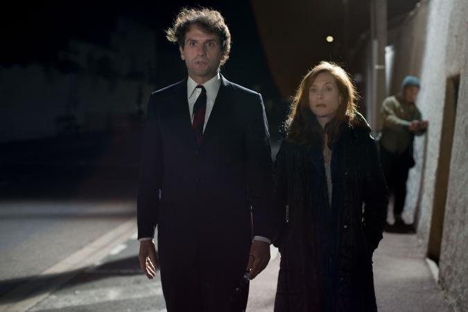 MADAME HYDE, Isabelle Huppert tournage 5 - Oullins