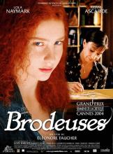 Affiche Brodeuses