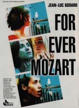 Affiche For Ever Mozart