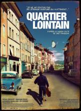 affiche quartier lointain